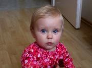 Lea ist 1 Jahr