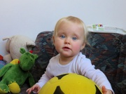 Lea ist 11 Monate