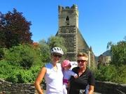 Radtour mit Lea