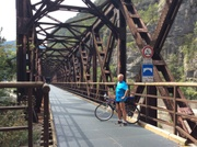 Über viele Brücken