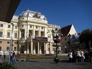 Historisches Gebäude des Slowakischen Nationaltheater
