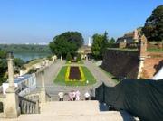 Besichtigung der Burg