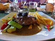 Ein kleines Steak