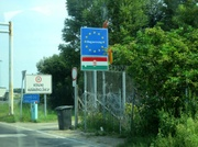 Grenze Serbien - Ungarn