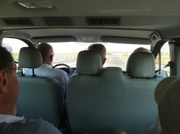 Rückfahrt mit Bus Datzinger