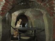 Labyrinth von Gängen, Kellern und Brunnen, das vom 14. Jahrhundert an unter dem heutigen Stadtkern angelegt wurde