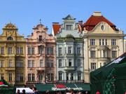 Fassaden am Platz der Republik