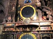 Die astronomische Uhr im Dom