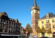Besuch von Obernai