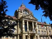 Der Reichspalast - heute Rheinpalais