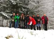 Erste Winterwanderung  26.11.15