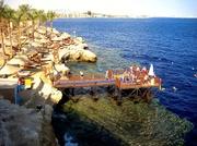 Blick vom Cliff Restaurant