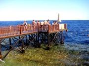 Zugang zum Riff