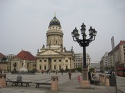 Franzoesische Kirche am Gendarmenmarkt