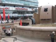 Weltkugelbrunnen am Europa-Center