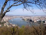Donaublick vom Gellert