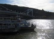 Abendstimmung an der Donau