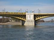 Die Margareten-Brücke