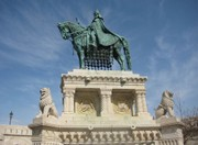 Reiterdenkmal Stephan I