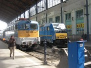 Ankunft Westbahnhof