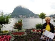 Am Lugano See