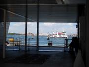 Ankunft  Lido  Venezia