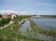 In der Lagune von Venedig