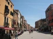 In der Via Giuseppe Garibaldi