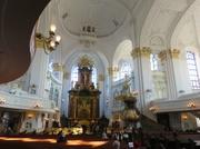 In der Hauptkirche St. Michaelis