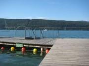Seebad in Schiefling