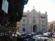 Der Dom in romanischen Stil