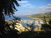 Der Hafen von Tropea
