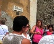 Unsere bisher Beste in Taormina