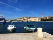 Abfahrt nach Split