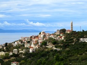 Küstenstrasse Rückfahrt n. Trogir