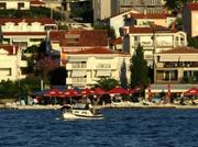 Mit dem Boot über Trogir nach Split