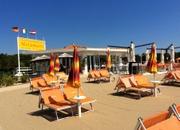 Am Strand von Eraclea Mare