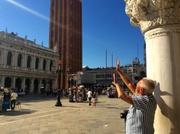 Der Glockenturm hat Corona überlebt