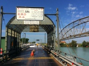 Stop an der Mautbrücke