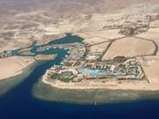 Gesamtansicht  Port Ghalib