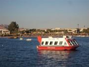 Fahrt mit dem Glasboot